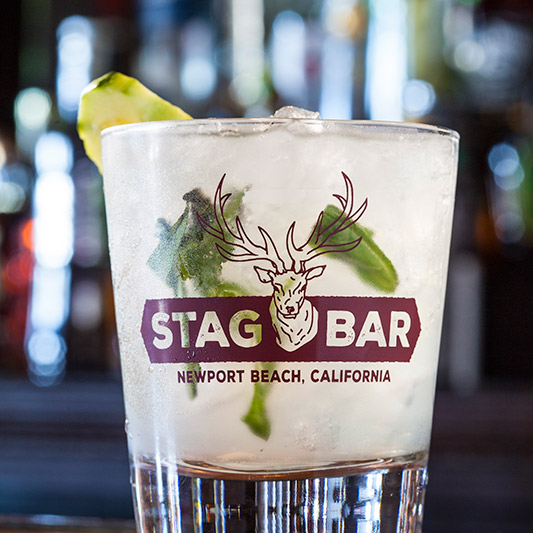 Try Stag Bar's Cucumber Cooler