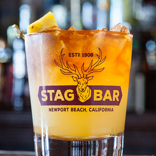Try Stag Bar's Mai Tai