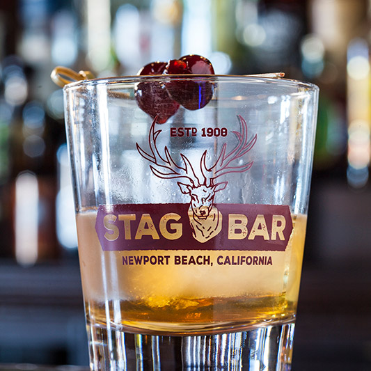 Try Stag Bar's Stag Old Fashioned