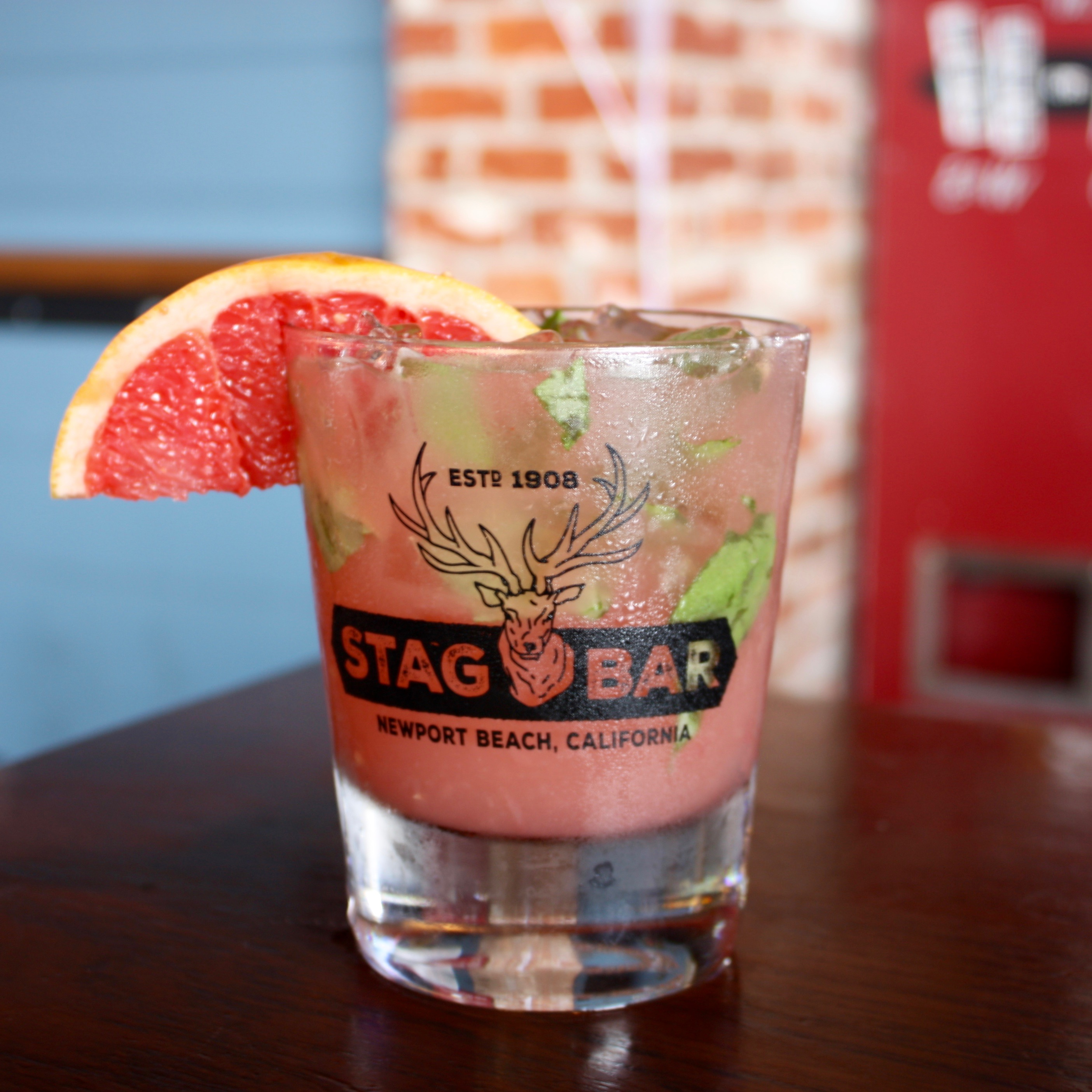 Try Stag Bar's Good Karma