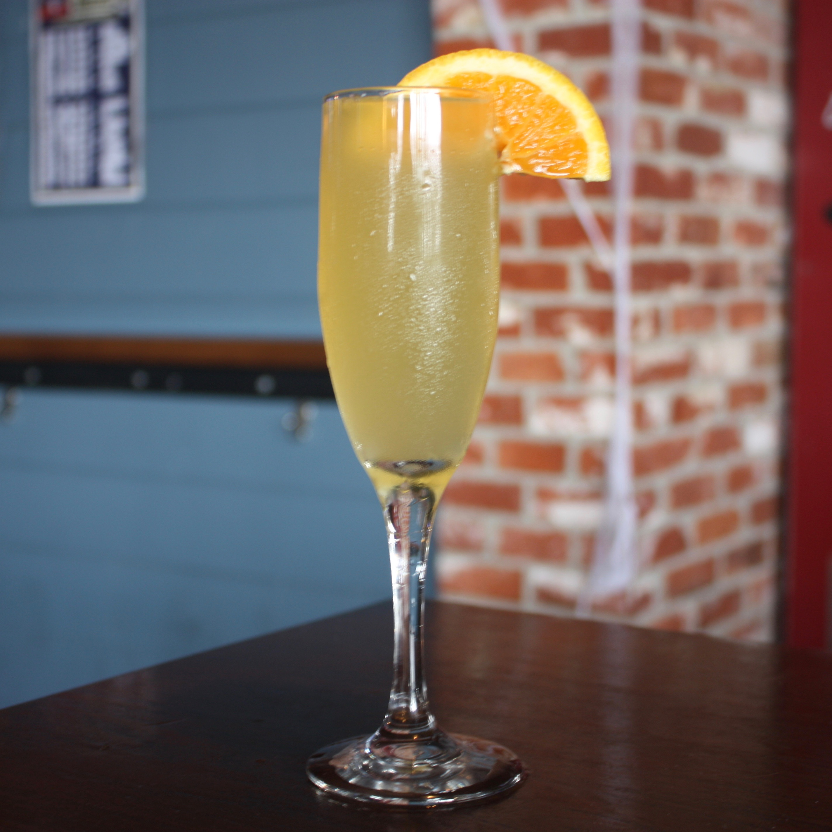 Try Stag Bar's Mimosa