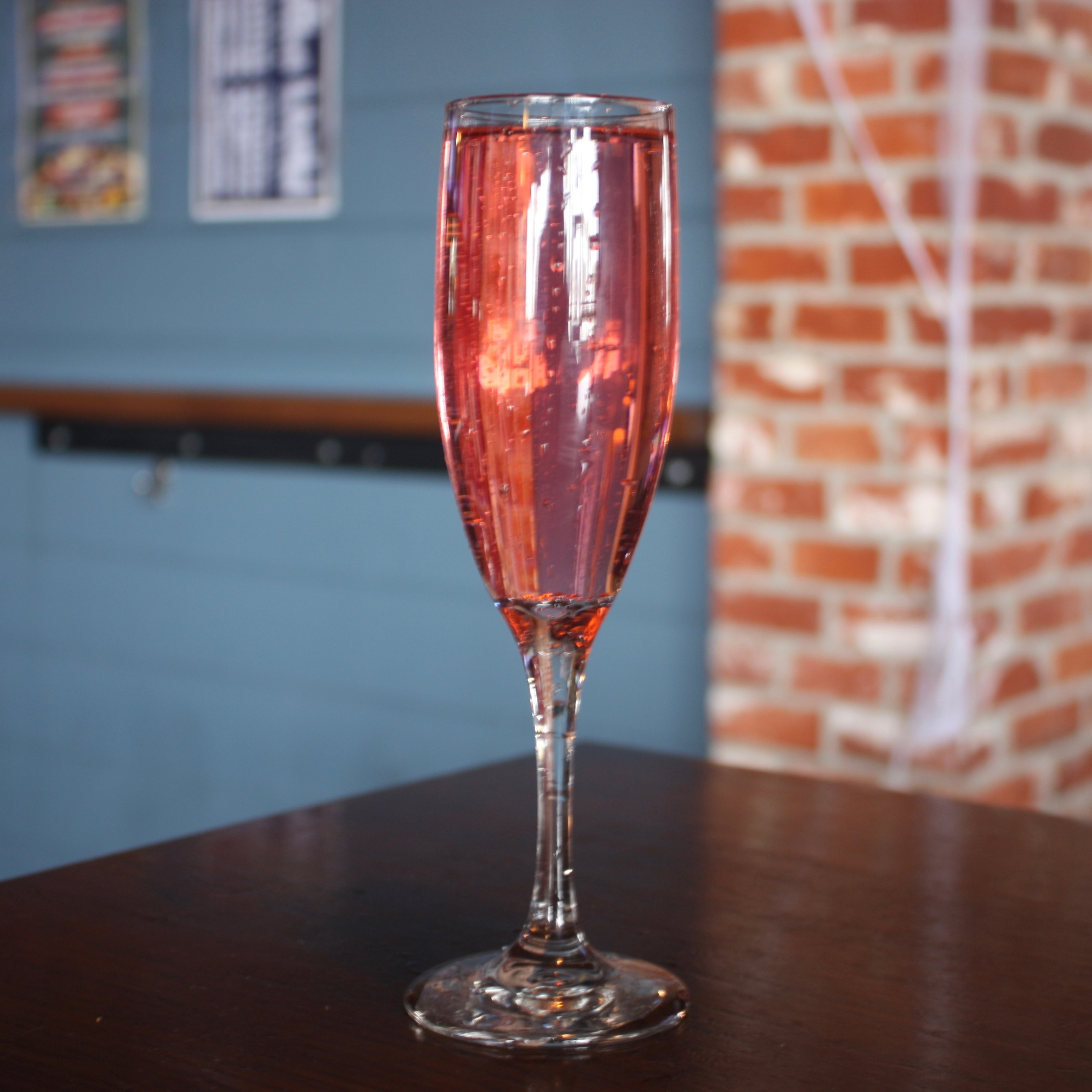 Try Stag Bar's Lychee-Mosa
