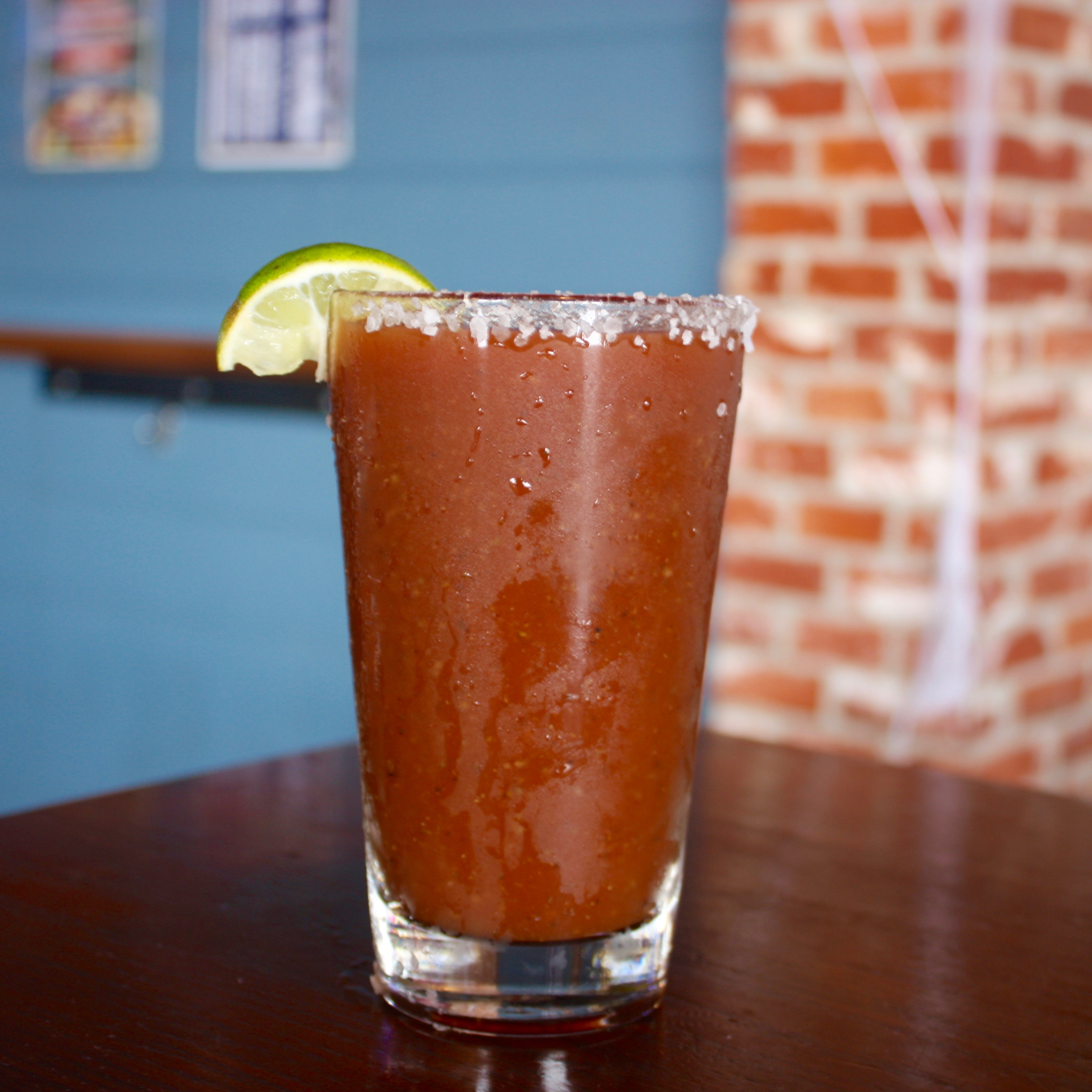 Try Stag Bar's Michelada