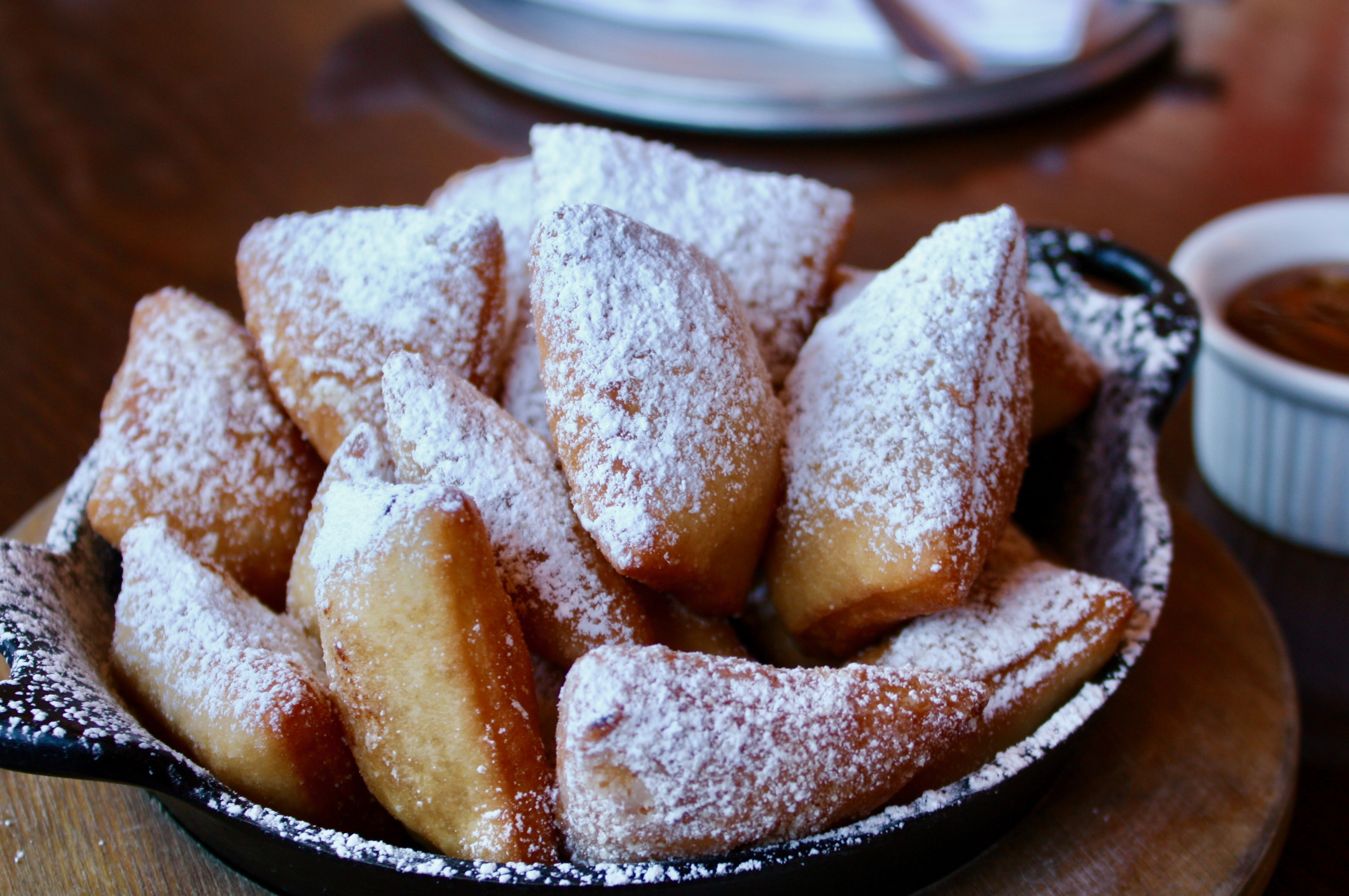 Try Stag Bar's Beignets and the Jets