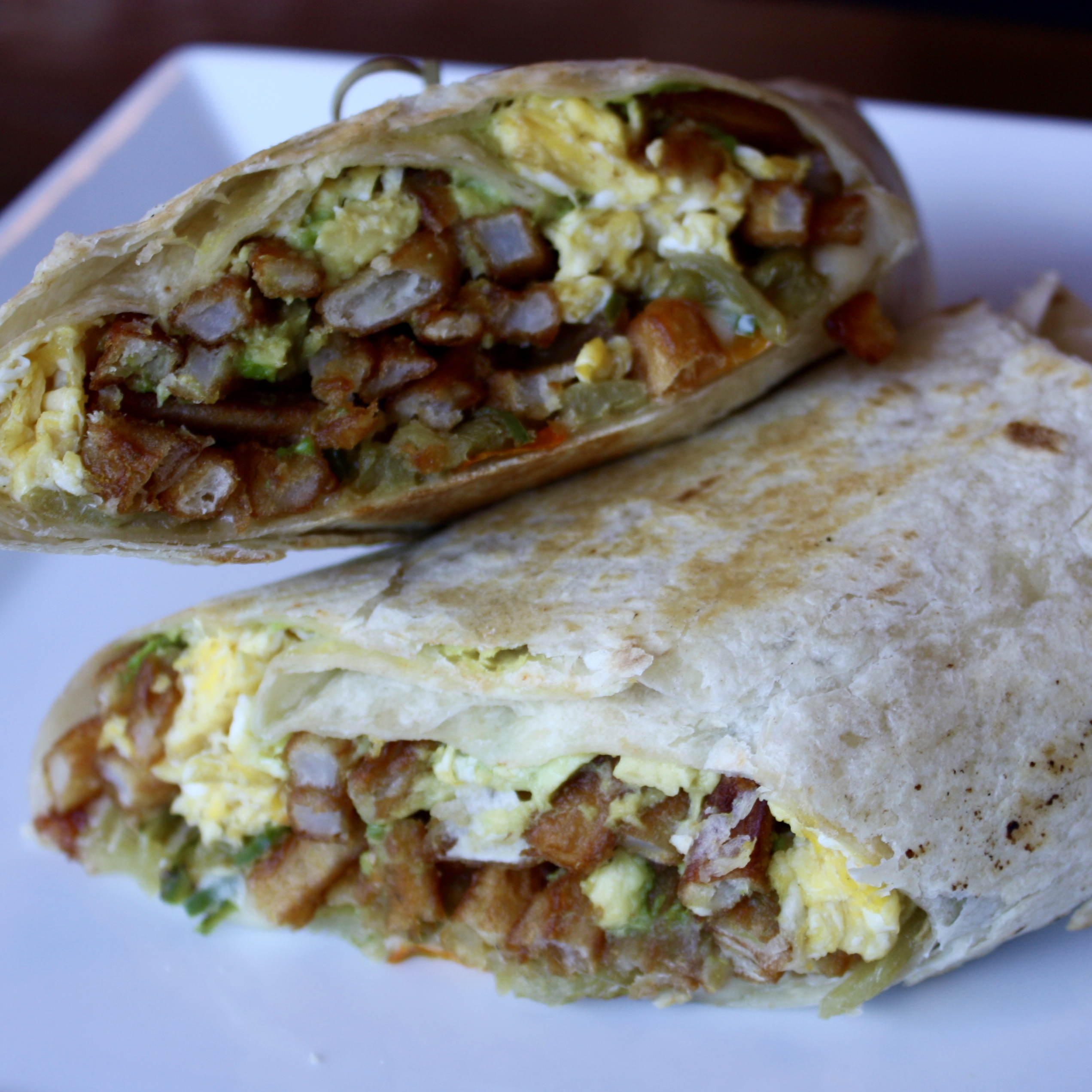 Try Stag Bar's PCH Burrito