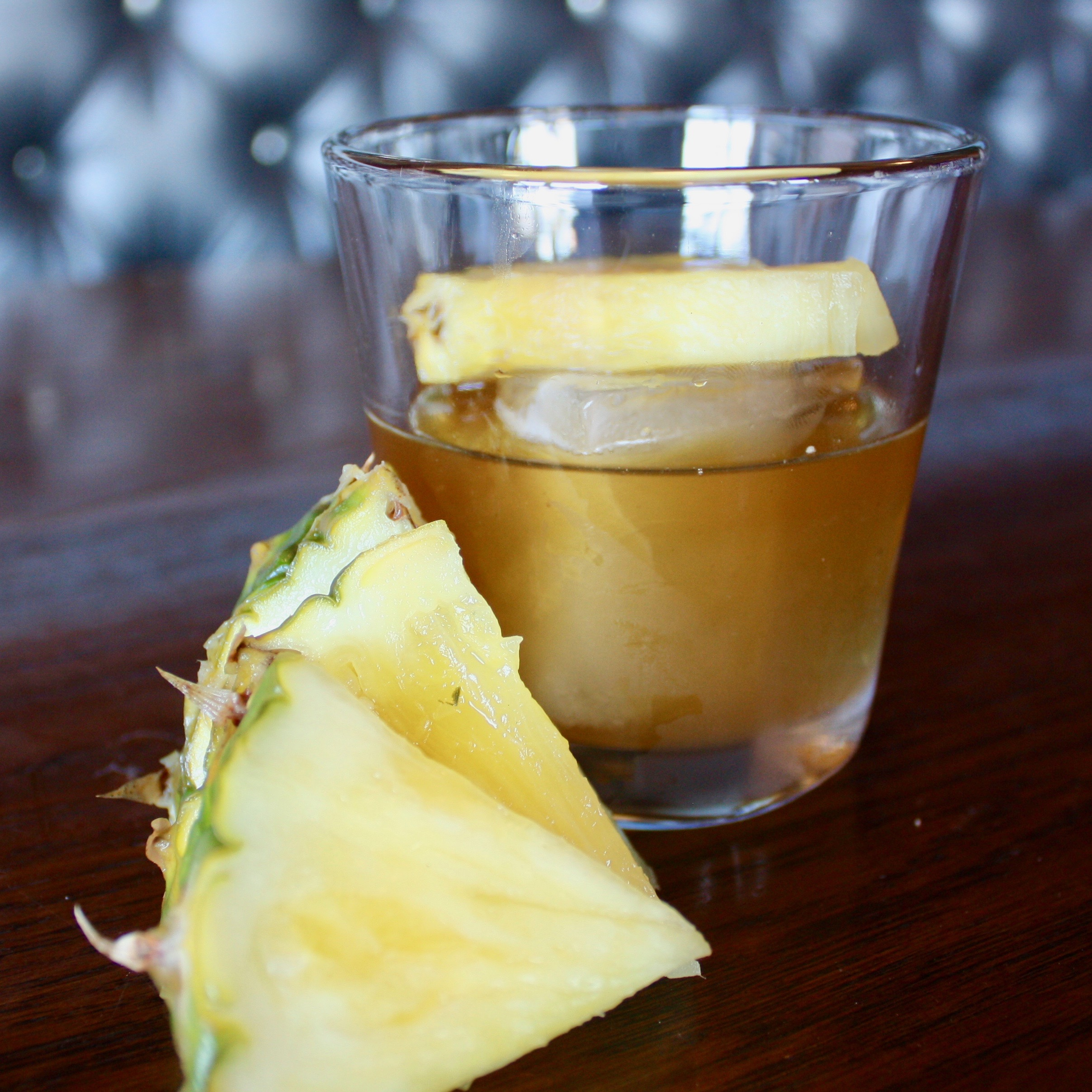 Try Stag Bar's Pineapple Express