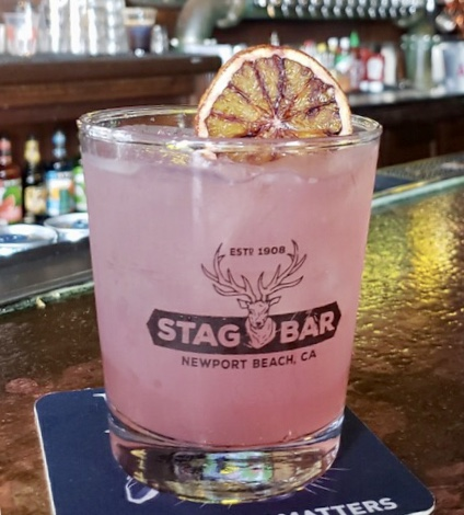 Try Stag Bar's Cranberry Mule