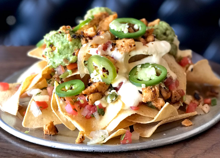 Try Stag Bar's Stag Nachos