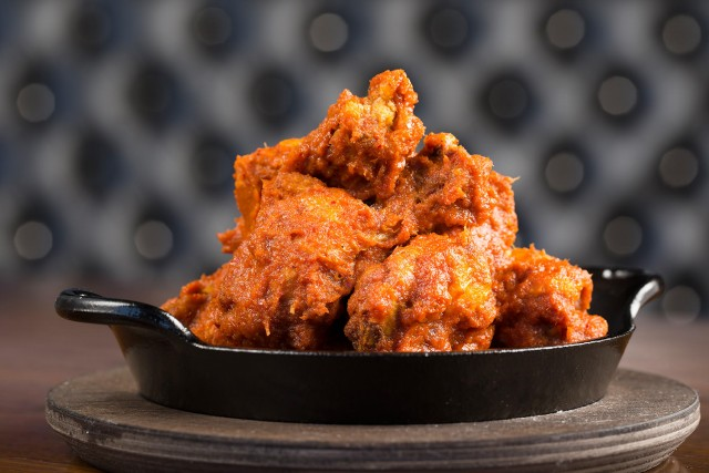 Red Curry Wings
