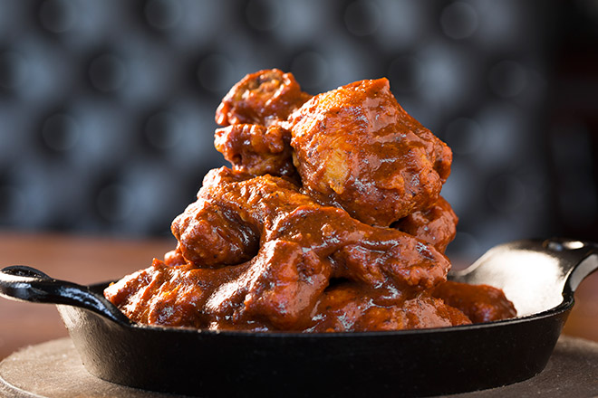 Try Stag Bar's Wings